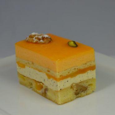 Abricot Pompadour Individuel