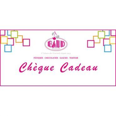 Chèque Cadeau E-Commerce