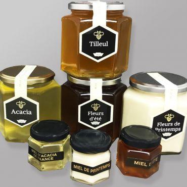 Miel de Pays - Pot de 500 gr