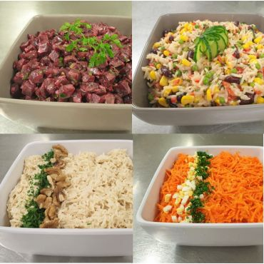 Salades Traditionnelles