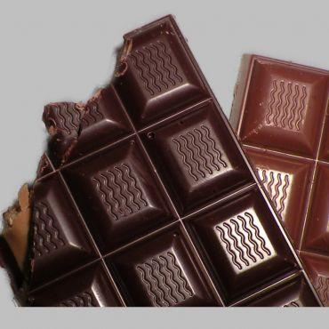 Tablette Fourrée Chocolat
